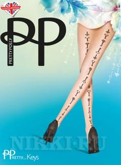 Колготки Pretty Polly Keys (ASW8)