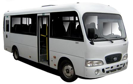 Автобус Hyundai County Long (LWB)
